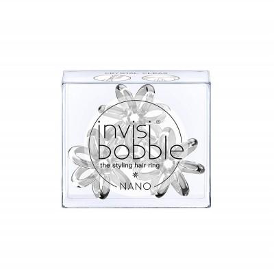 Inv. Hair Tie-NANO Crystal...