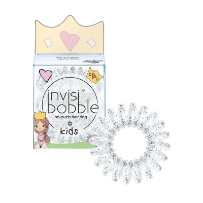 Inv. Hair Tie-KIDS-Princess...