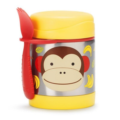 Food Jar-Monkey