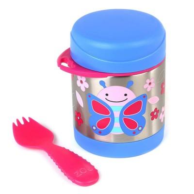 Skip Hop Food Jar butterfly