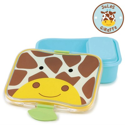 Lunch KIT-Giraffe
