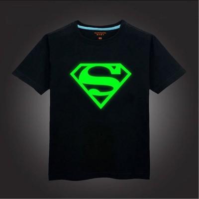 Glow Superman Tee
