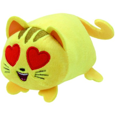 Ty Beanie Boos - Cat Heart Eye