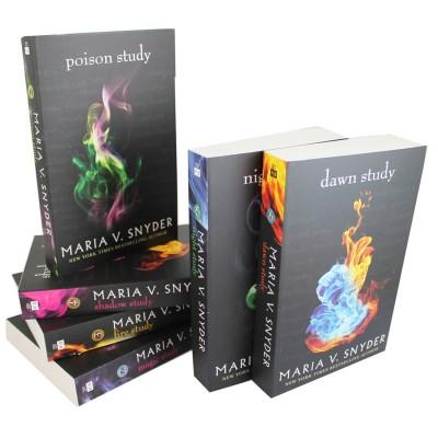 Chronicles Of Ixia 6 Book Set: