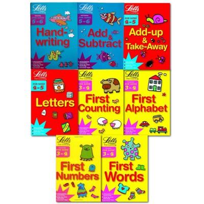 Letts Fun Learning (3-5...