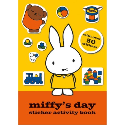 Miffy's Day Sticker...