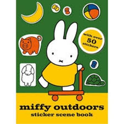 Miffy Outdoors Sticker...