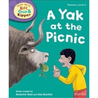 A Yak At the Picnic