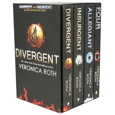 Divergent Series Boxed Set...