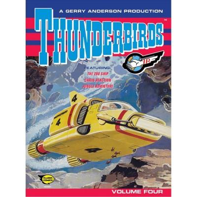Thunderbirds Comic: Volume 4