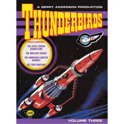 Thunderbirds Comic: Volume 3