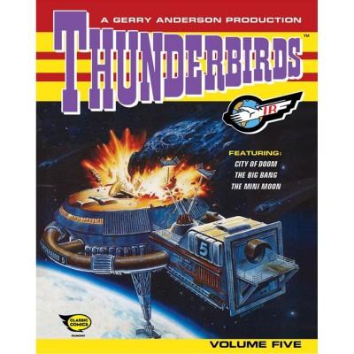 Thunderbirds Comic: Volume 5