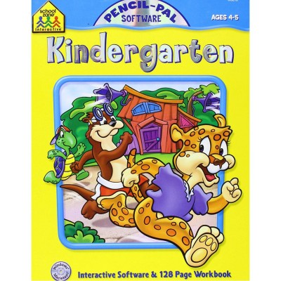 Pencil Pal Kindergarten...
