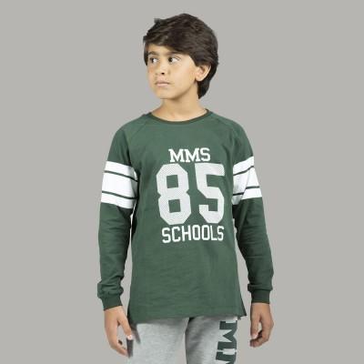 MMS N. Green Long Sleeve...