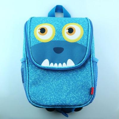 Zipit Wildlings Blue Lunch Bag