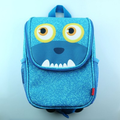 Zipit Wildlings Blue Lunch Bag