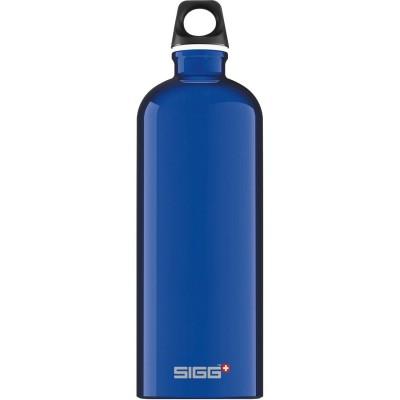 SIGG TRAVELLER DARK BLUE 1.0L