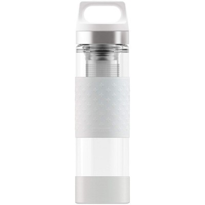 SIGG H&C GLASS WHITE 0.4L