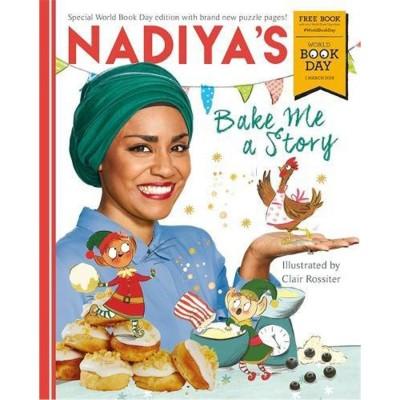 Nadiya's Bake Me a Story:...