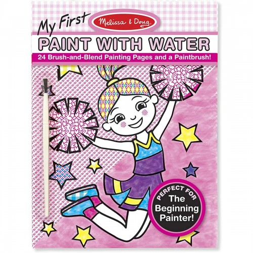 Melissa & Doug My First Paint with...
