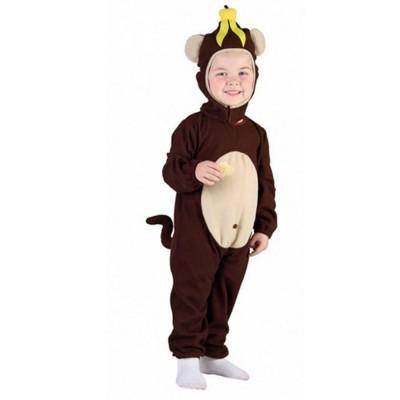 Infant Monkey Costume 6-12...