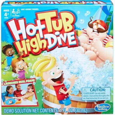 Hasbro Games - Hot Tub High...