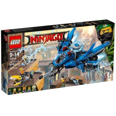LEGO Ninjago Lightning Jet