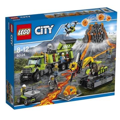 LEGO City Volcano...