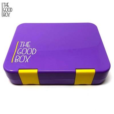 The Good Box Lunchbox Purple
