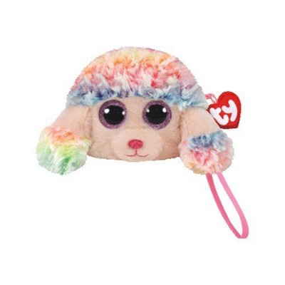 Ty Gear Rainbow the Poodle...