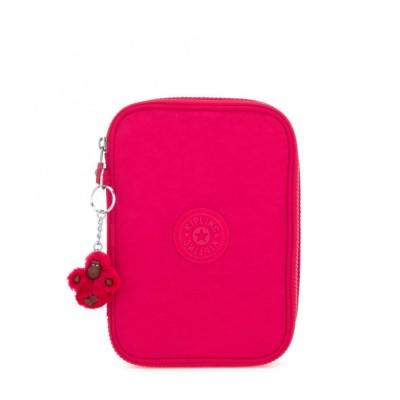 Kipling Pencil Pouch True Pink