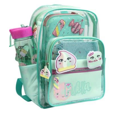 Pukka Dual-Zip Backpack - Teal