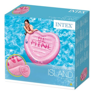Intex Heart Mat Be Mine
