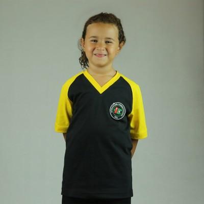 ICS Yellow PE T-Shirt
