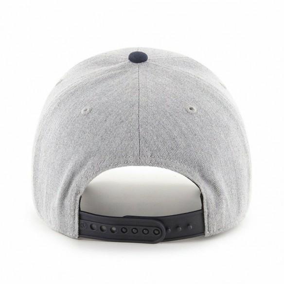 47 Brand Snapback Cap MVP MELTON NY Yankees grau wood camo