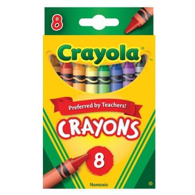 Crayola Coloured Crayons...