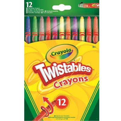 Crayola Vivid Imaginations...