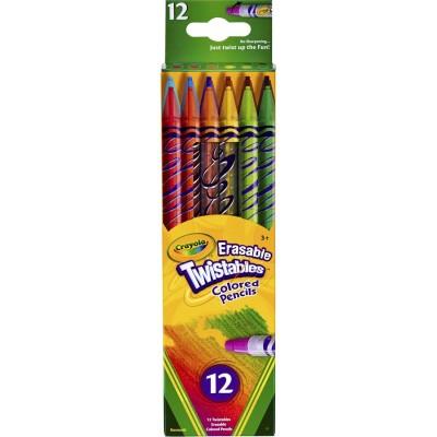 Crayola Twistable Colored...