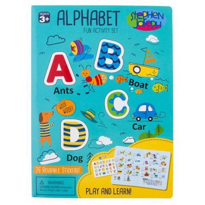 Stephen Joseph Alphabet...