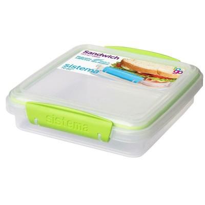 Sistema 450ml Sandwich Box...