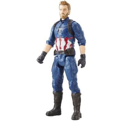 Captain America Titan Hero...