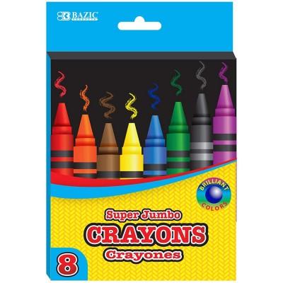 BAZIC 8 Color Premium Super...