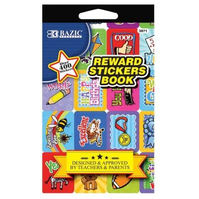 BAZIC Reward Sticker Book