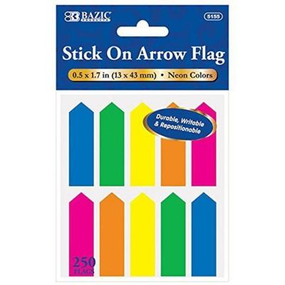 BAZIC Neon Color Stick On...