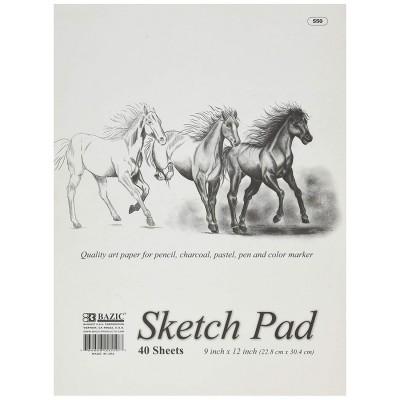BAZIC Premium Sketch Pad -...
