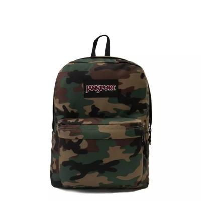 Jansport Ashbury Backpack Camo