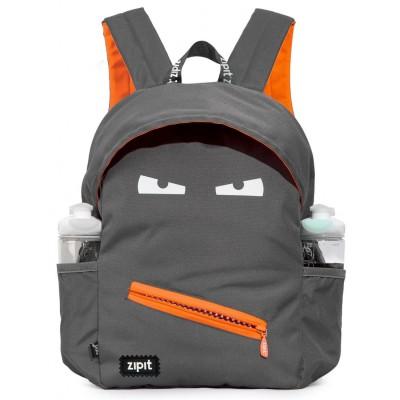Zipit Grillz Grey Backpack2