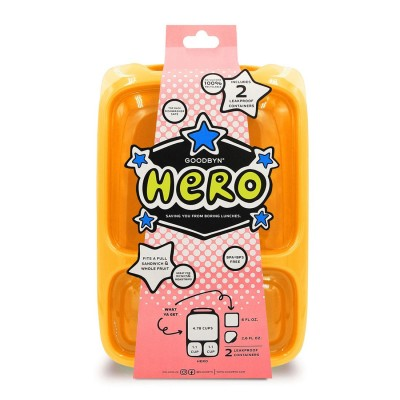 Goodbyn Hero & Leakproof...