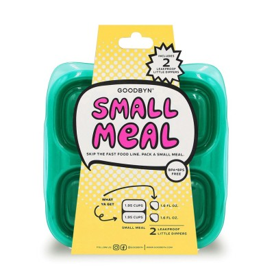 Goodbyn Small Meal & 2...
