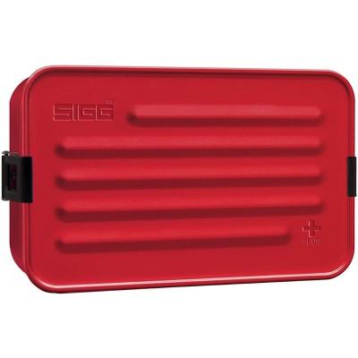 SIGG Metal Box Plus L , Red